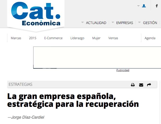 cat economica articulo recuperacion española