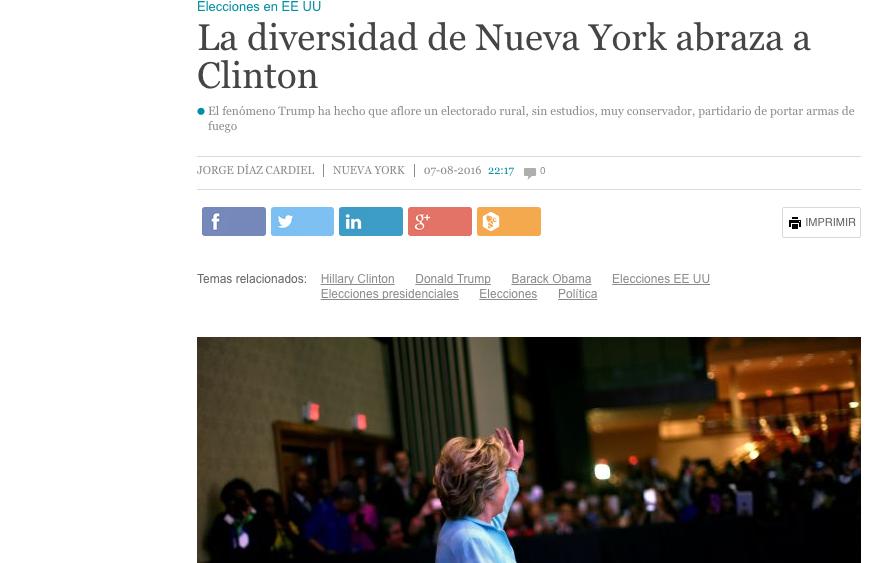 Crónica de Jorge Díaz-Cardiel desde New York en 'Cinco Días'