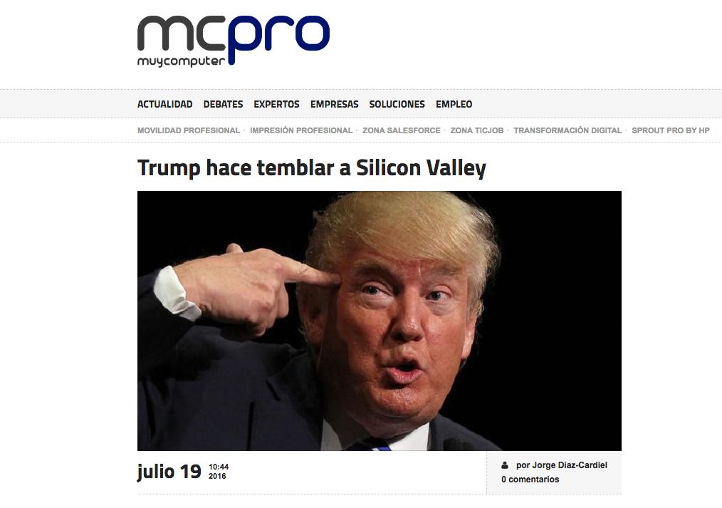 Artículo de Jorge Díaz-Cardiel en 'MuyComputerPro.com'
