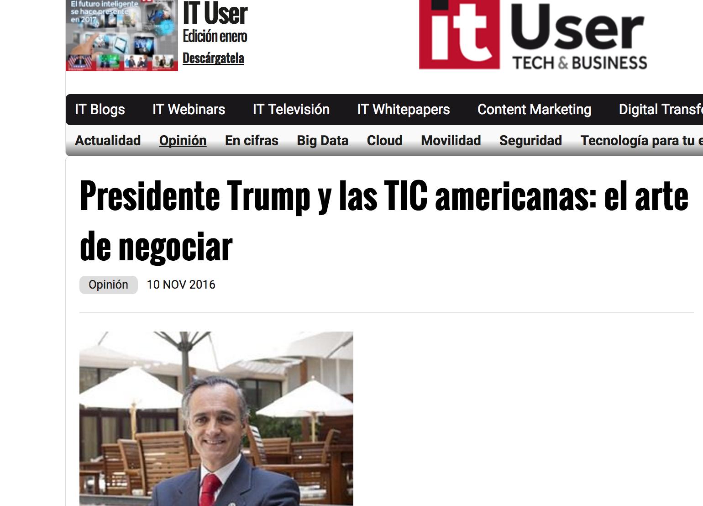 Artículo de Jorge Díaz-Cardiel en 'ITuser'
