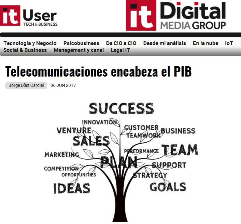 Artículo de Jorge Díaz-Cardiel sobre el estudio Advice en 'IT User'