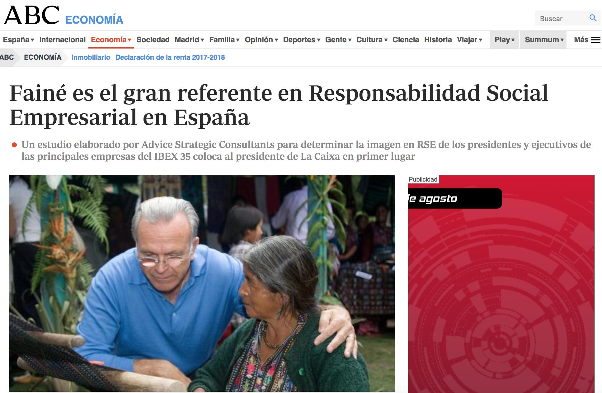 Artículo de Jorge Díaz-Cardiel en ABC