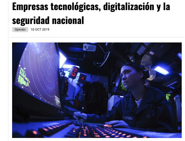 Artículo de Jorge Díaz-Cardiel en ITUser